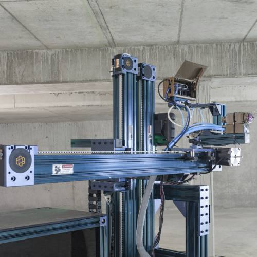 3-Axis Robotic Surface Coating Machine