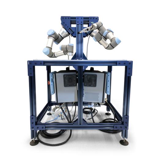 Dual UR5 Workstation - Universal Robots