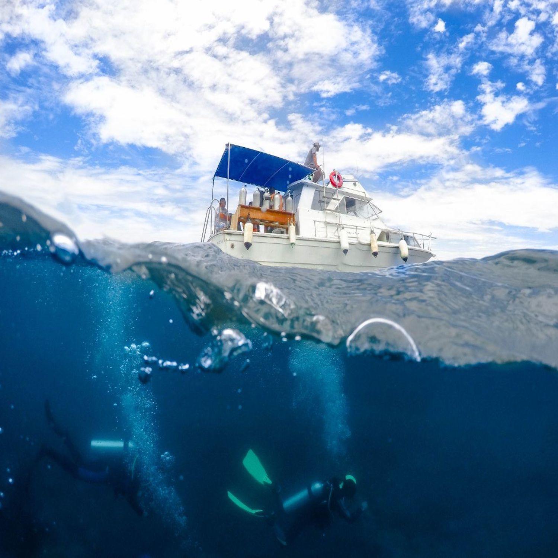 Curso de Mergulho Avançado- Cabo Frio-RJ