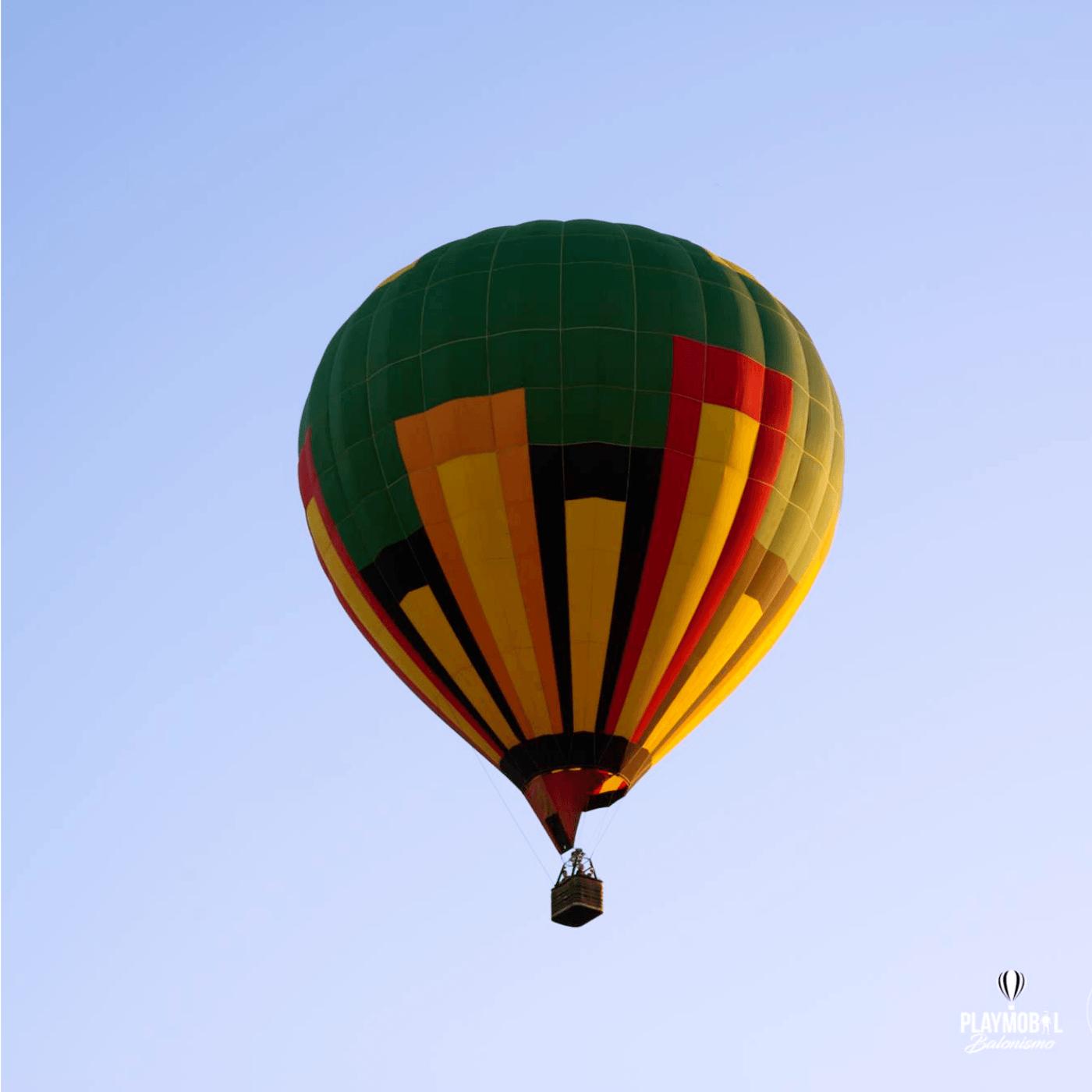 Passeio de Balão para 2 pessoas em Boituva-SP (Agende sua data)