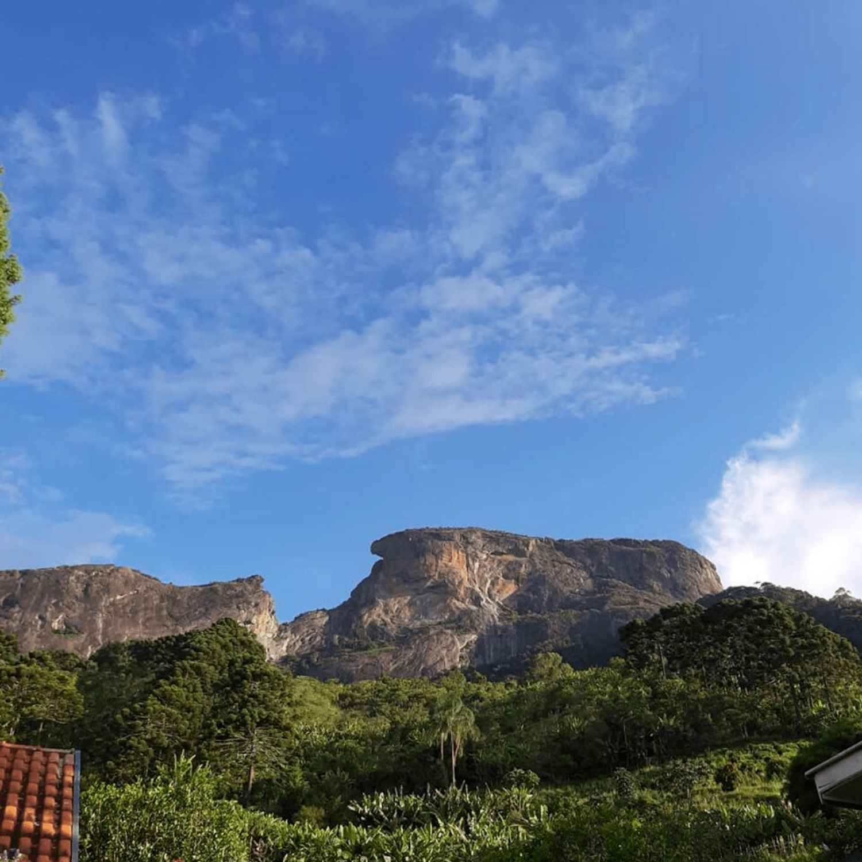 Trilha Pedra do Baú - São Bento do Sapucaí-SP