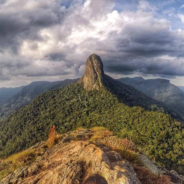 Trilha da Pedra Ana Chata - São Bento do Sapucaí - SP