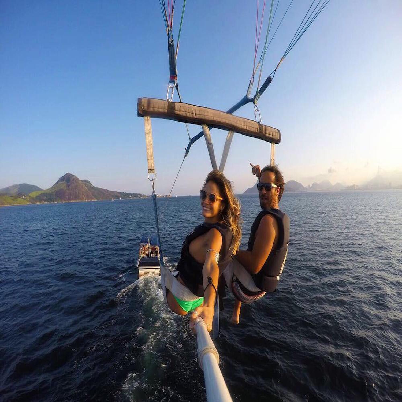 Voo de Parasail no Rio de Janeiro (Agende sua Data)