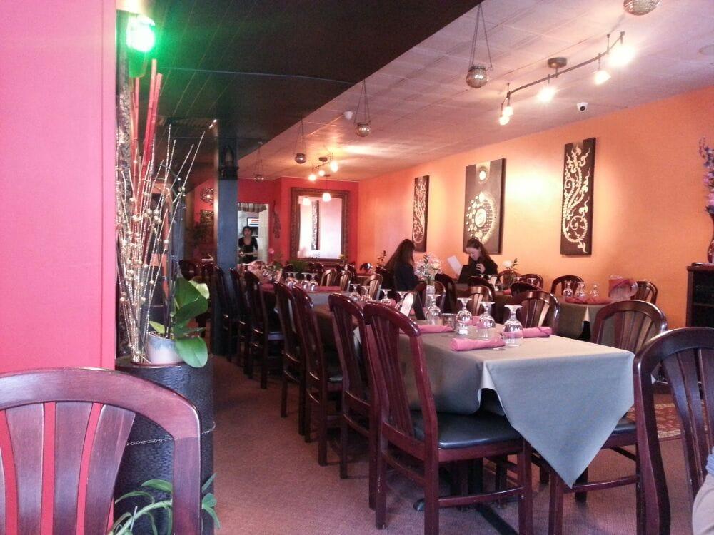 Erawan Thai Cuisine Rittenhouse Philadelphia Menu Parking