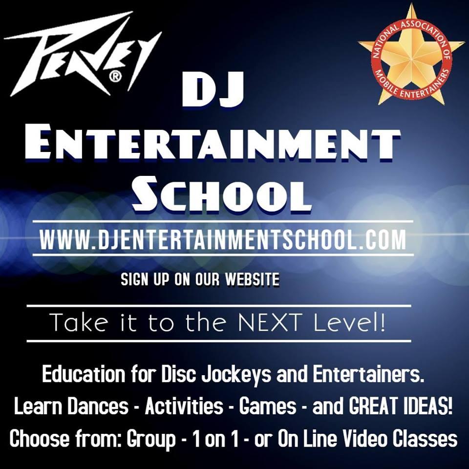 curran-entertainment-the-dj-entertainment-school list