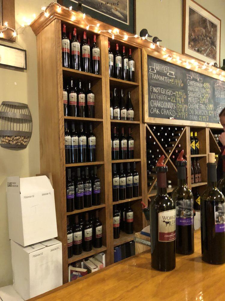 working-dog-winery-robbinsville-twp list