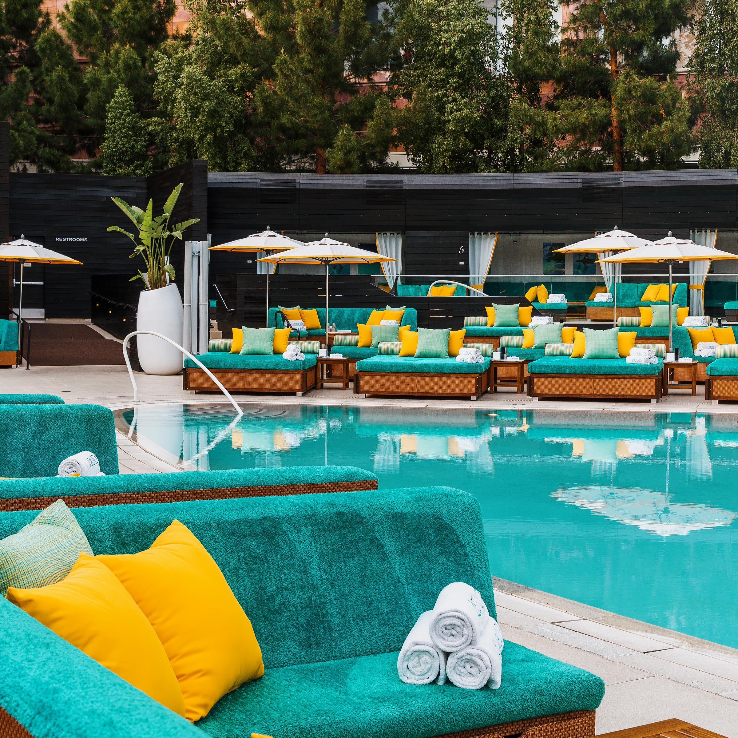 Liquid Saturday at Liquid Pool Lounge thumbnail