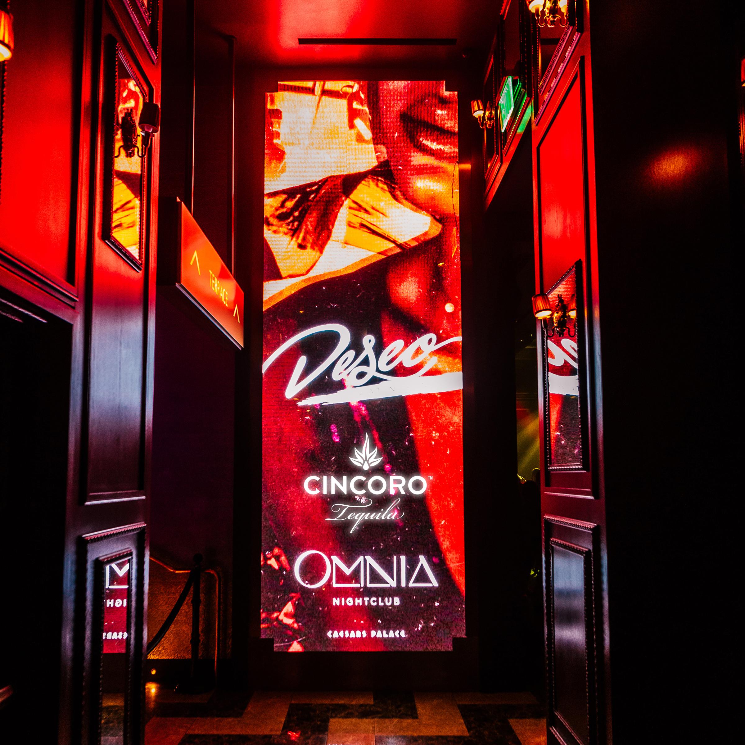 DESEO: Latin Sundays at OMNIA Las Vegas thumbnail
