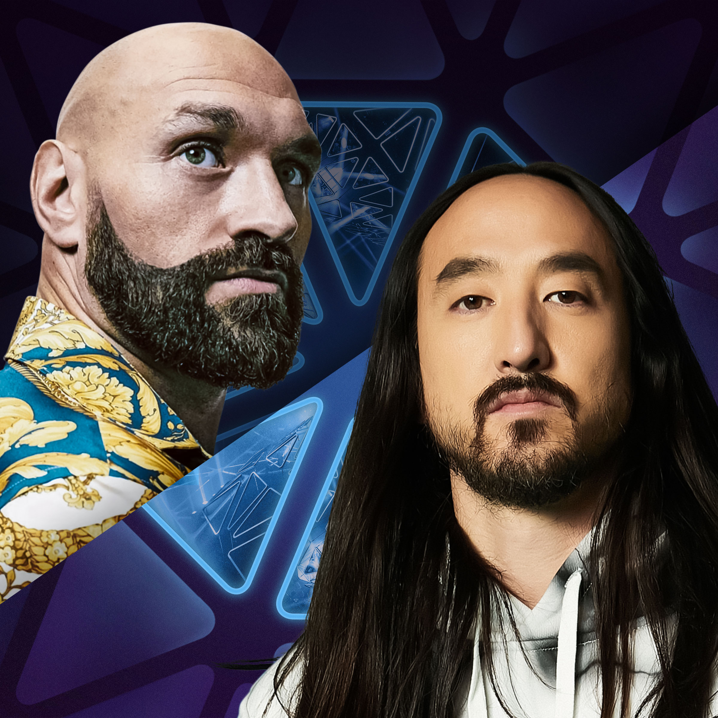 Steve Aoki hosted by Tyson Fury at Hakkasan Nightclub thumbnail