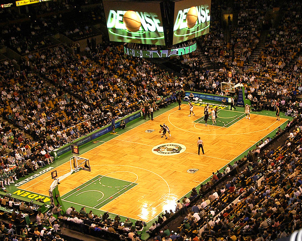 Boston Celtics - TD Garden