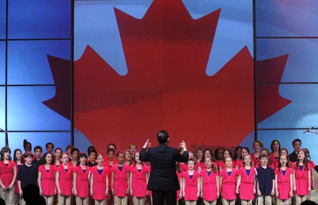 Canadian Capital Opens New Convention Center