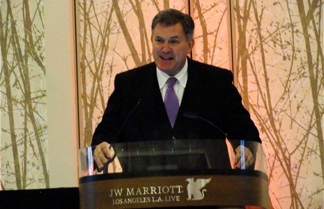 Keynote Speaker Tim Leiweke Kicks Off ALSD Conference