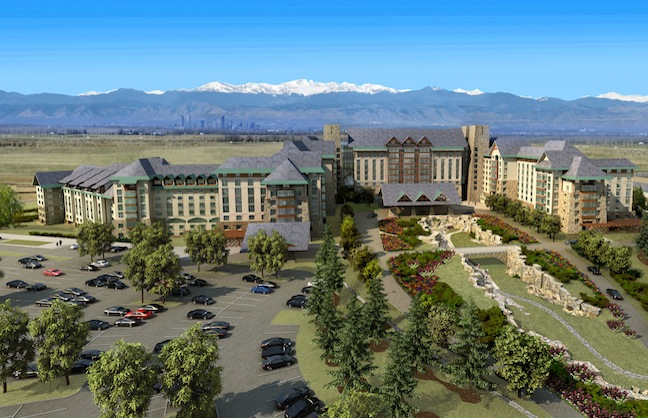Aurora Council Approves $800 Million Meeting Complex