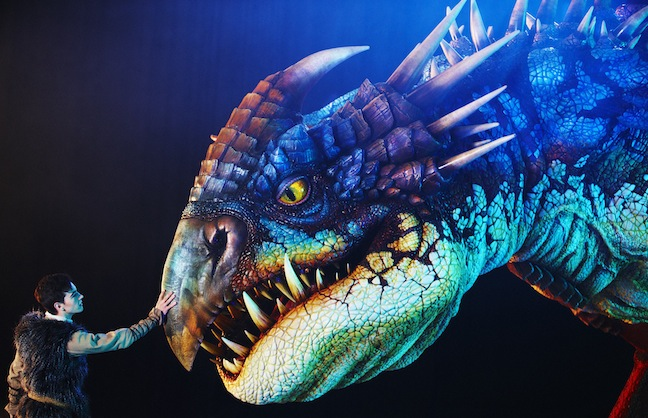 'How to Train Your Dragon' to make 2012 debut in Australia