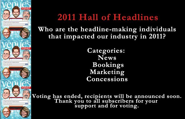2011 Hall of Headlines