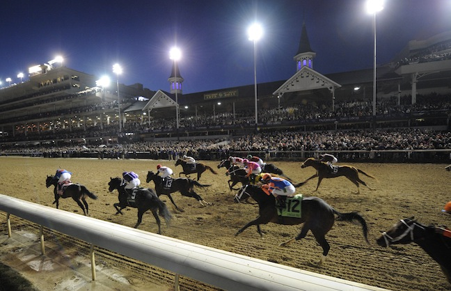 The Art of the Game Soars with Breeders' Cup