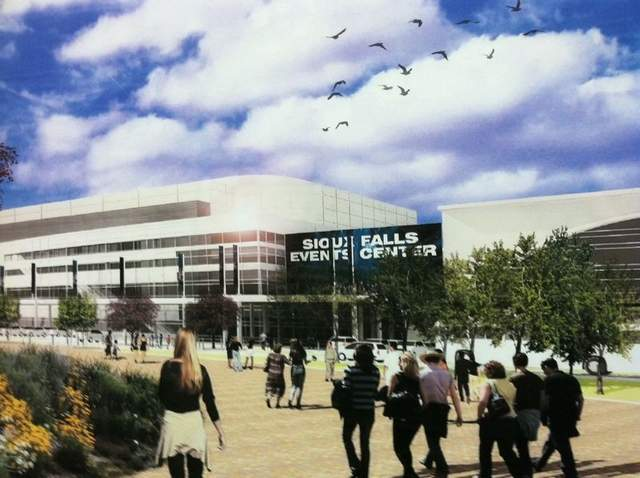 Naming Rights: Sioux Falls Events Center