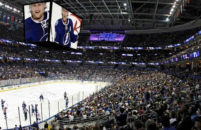 Tampa Bay Goes Big With New HD Video Board