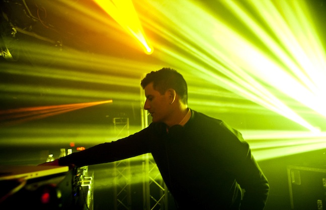 Live Nation buys EDM Producer HARD Events