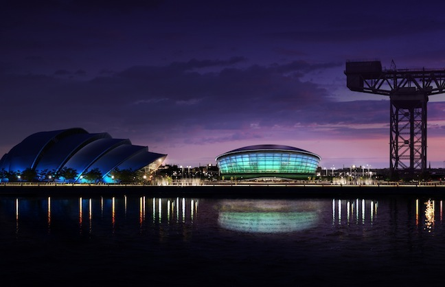 The Hydro Arena Nears Opening