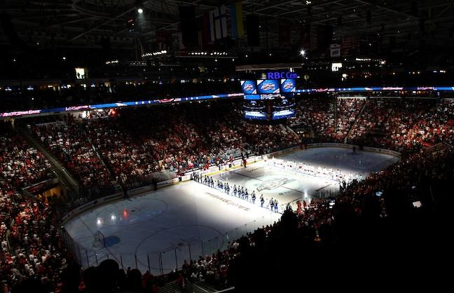 Getting Back To Hockey