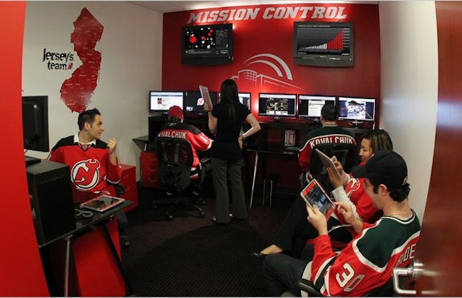Mission Control Takes Over Prudential Center's Social Media