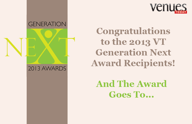 2013 Generation Next Award Recipients Announced!