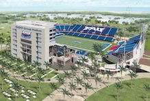 Private Prison Firm Buys Naming Rights to Florida Stadium