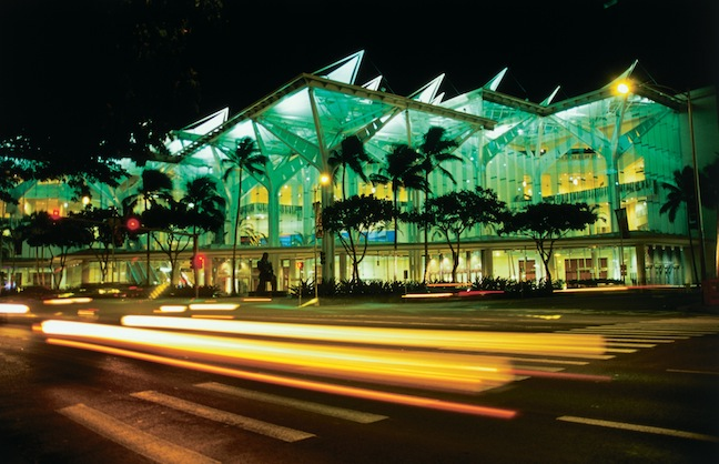 Major Convention Centers Out for Bid