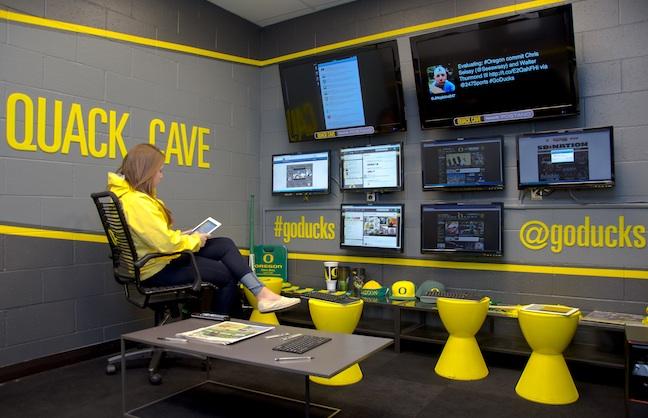 Enter the Quack Cave