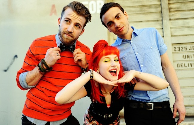Paramore Go Ticketless for Current Tour