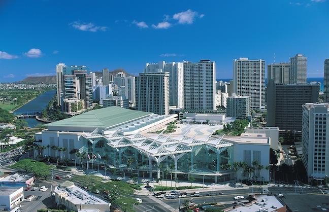 AEG Inks Hawai'i Convention Center