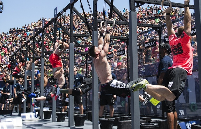 CrossFit Games help StubHub Center flex its muscles