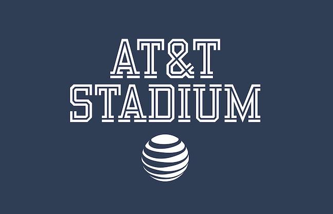 Naming Rights: AT&T Stadium