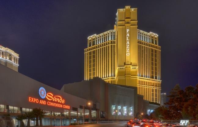 Las Vegas Meeting Venues' Record Green Certification