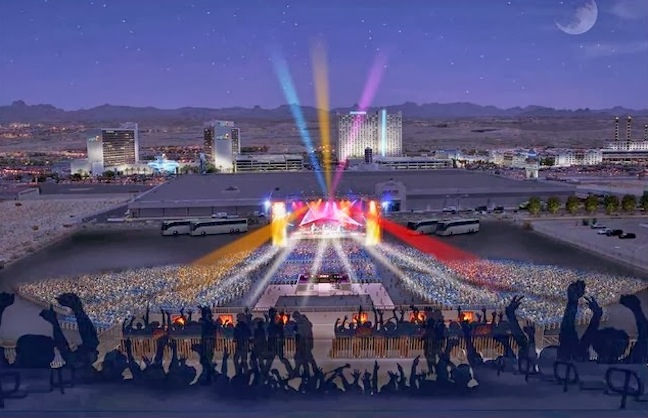 Laughlin Event Center to Open