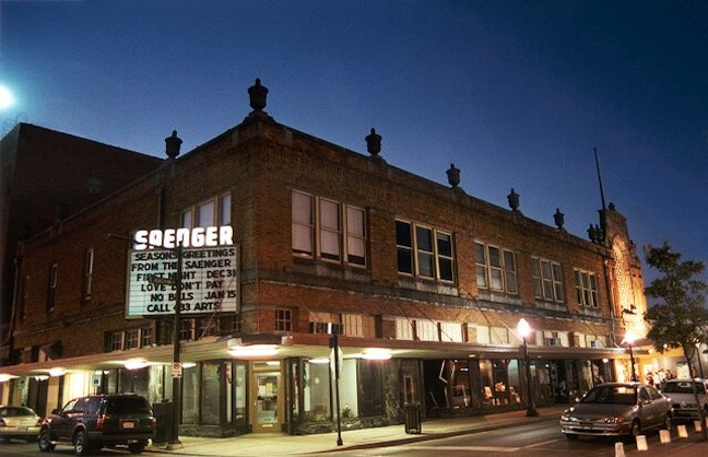Huka and SMG to run Saenger Theatre