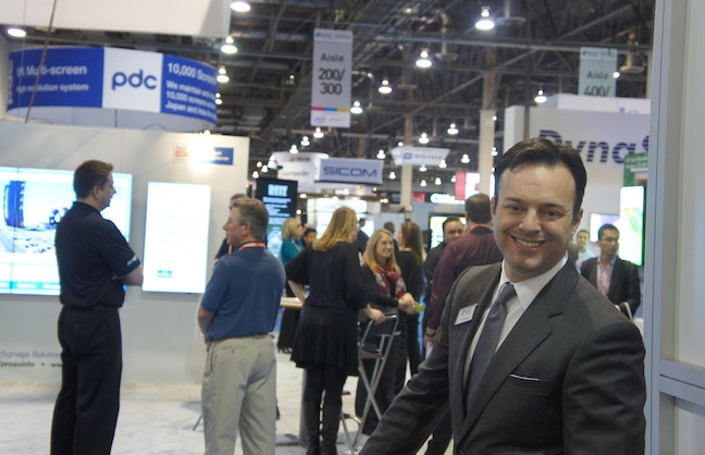 Digital Signage Buyers and Sellers Gather in Vegas