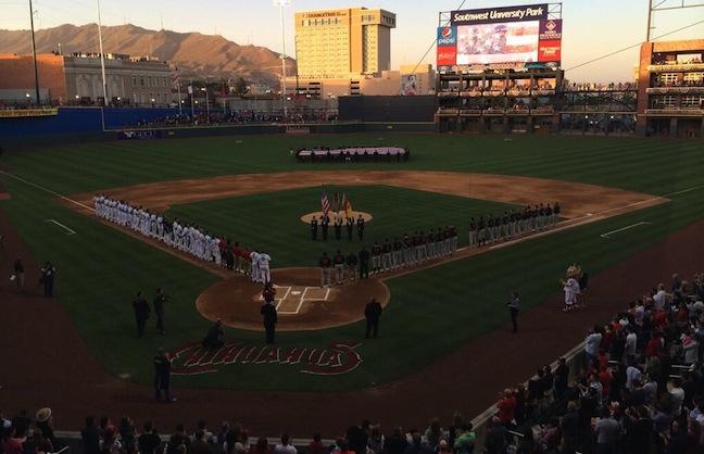 Baseball Returns to El Paso