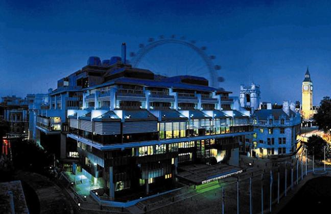 Conference Center's Royal Refurbishment