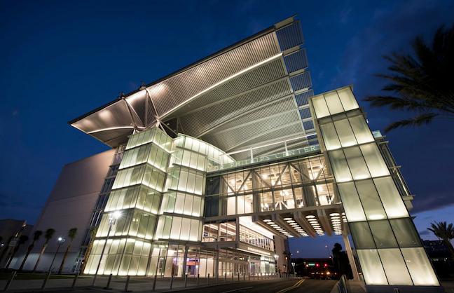 Orlando Perf. Arts Venue Opens its Doors