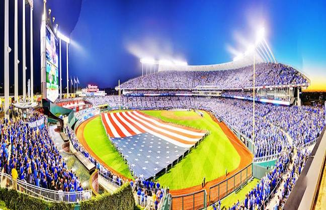 Ballparks Hit Home Run Numbers During World Series