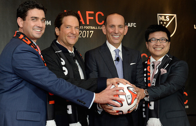 New L.A. Team, Realignment Coming For MLS