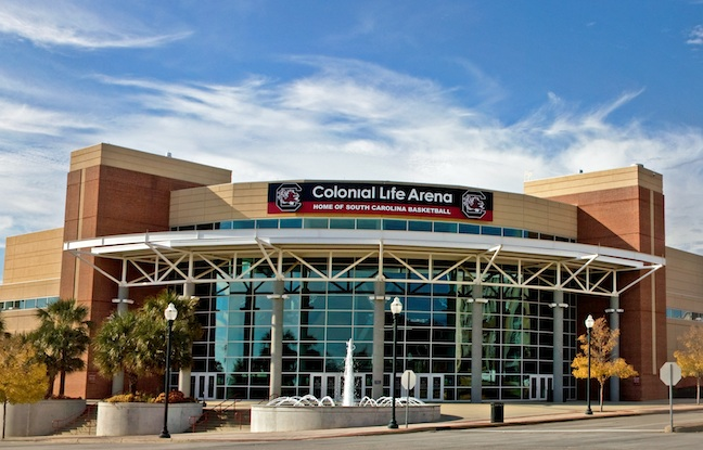 USC Opts to Self-Op Arena