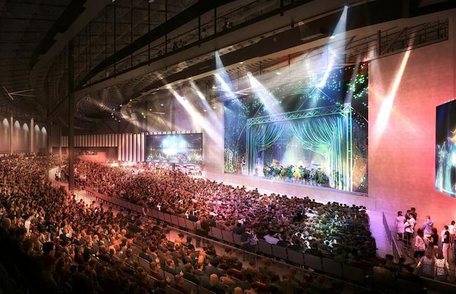 Live Nation Announces The Music Factory