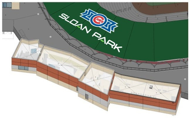 Cubs Find Partner for Training Facility