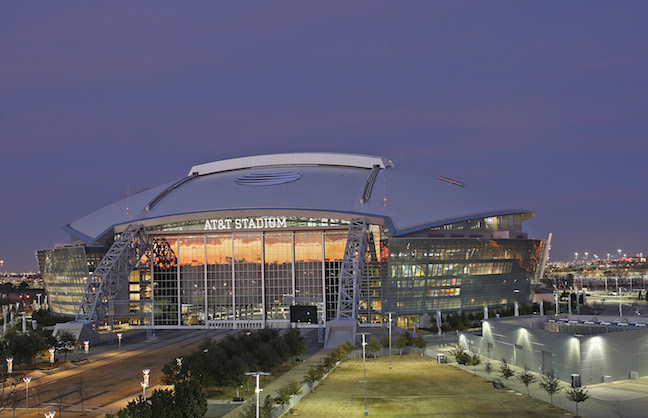 ACM Show Expands to AT&T Stadium