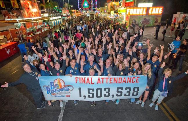 San Diego County Fair Sets Revenue Record