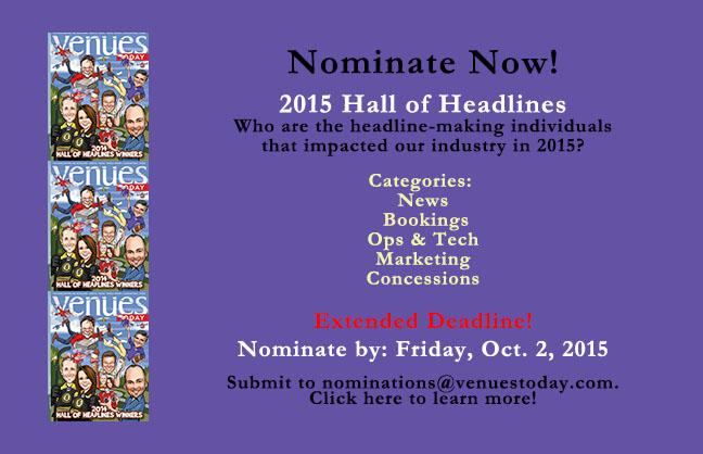 Nominate 2015 Hall of Headlines Now!