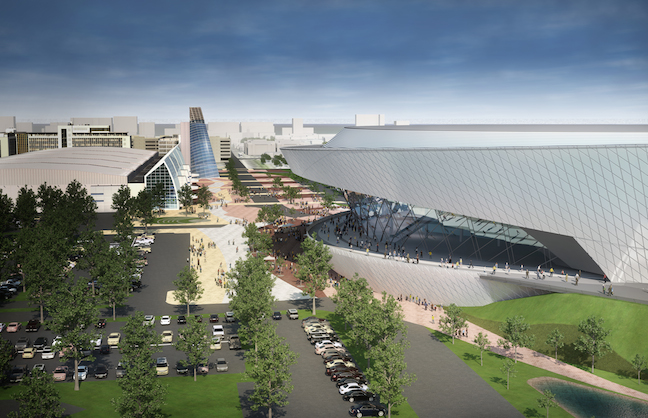 Virginia Beach Arena Moves Forward